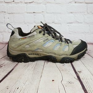 Merrell Dusty Olive Moab Hiking Trail Sneakers
